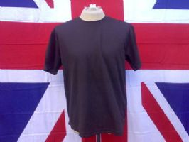 ARMY/MILITARY CHOCOLATE BROWN T SHIRT